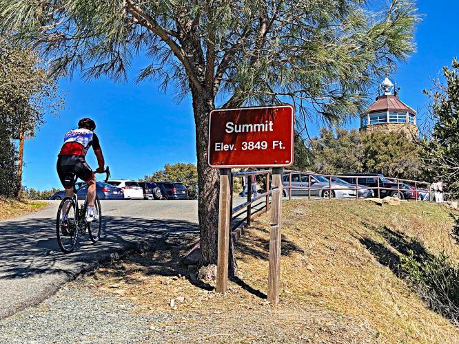 Mt. Diablo - North Gate Bike Climb - PJAMM Cycling