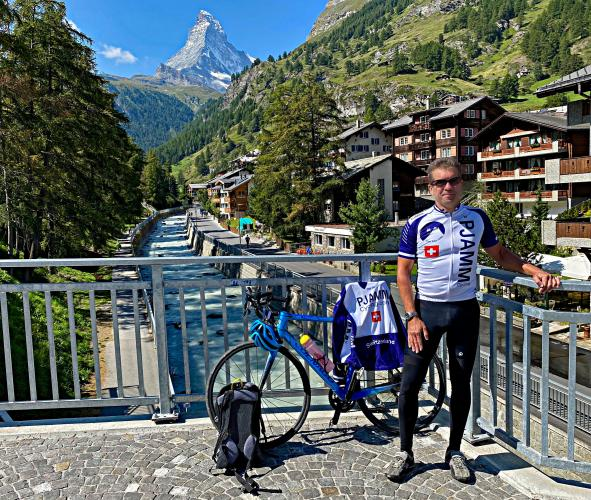 Schwarsee (Matterhorn) Bike Climb - PJAMM Cycling