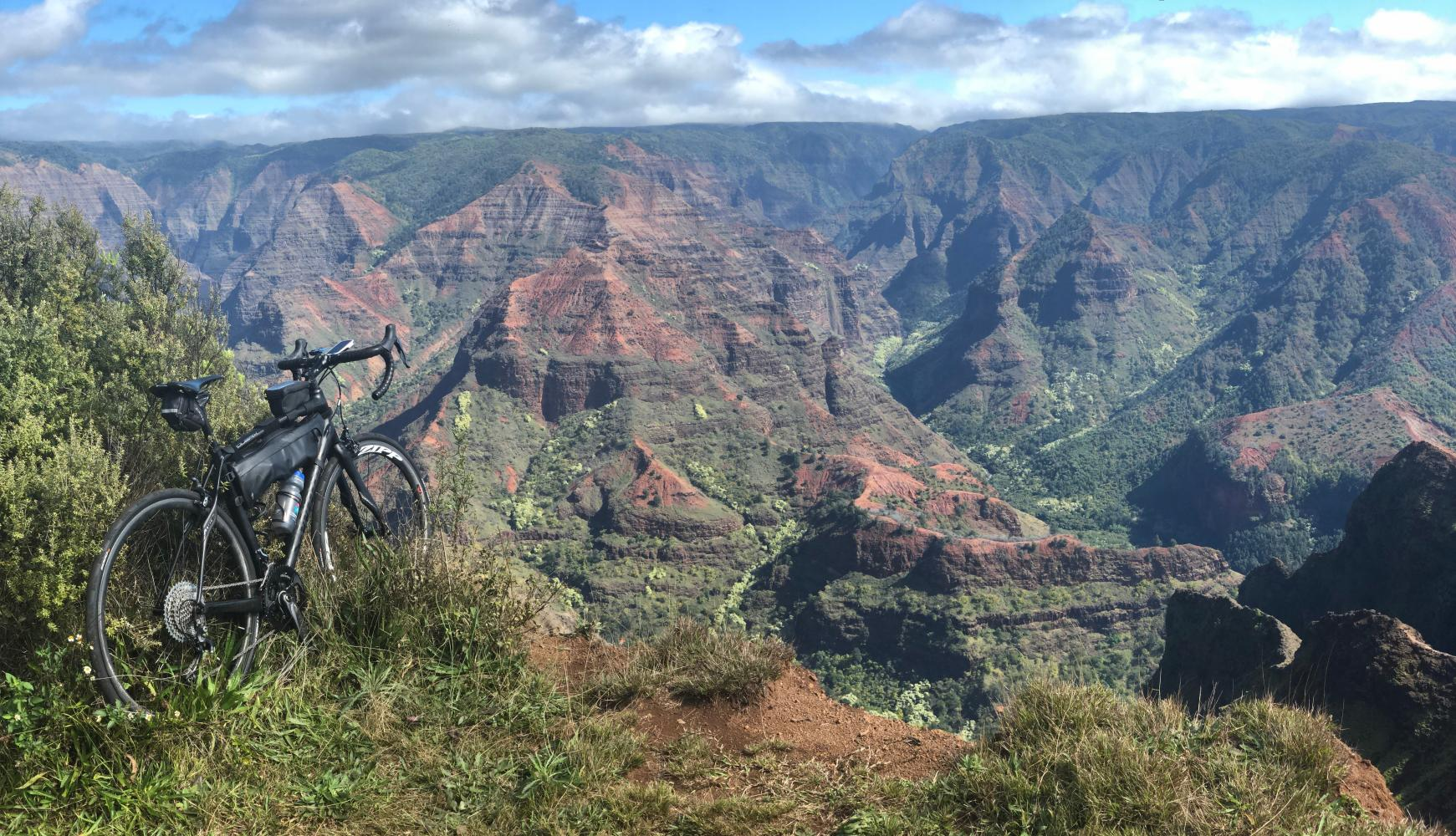 Waimea Canyon - Kokee Road Bike Climb - PJAMM Cycling