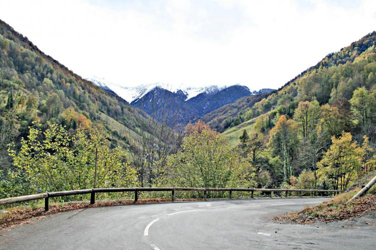 Col de Mente (Saint-Béat) Bike Climb - PJAMM Cycling