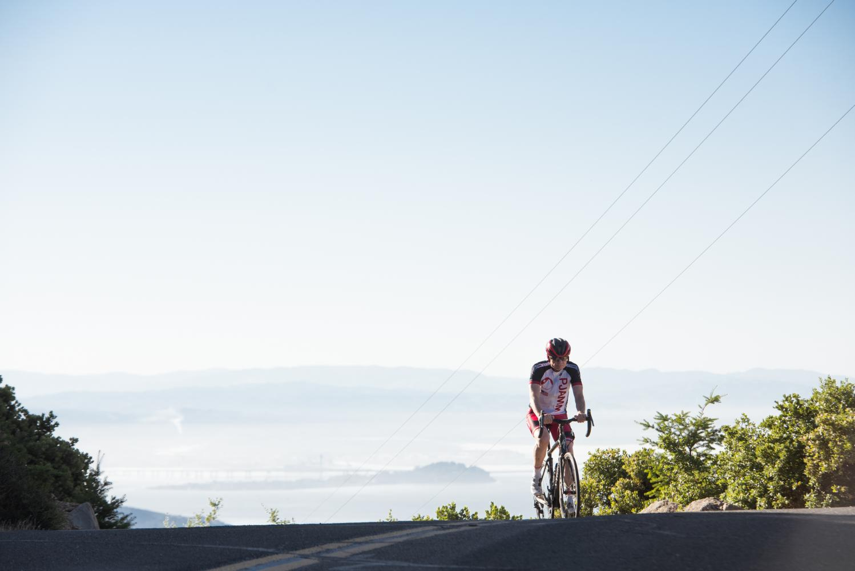 Mt. Tam via Alpine Dam Bike Climb - PJAMM Cycling