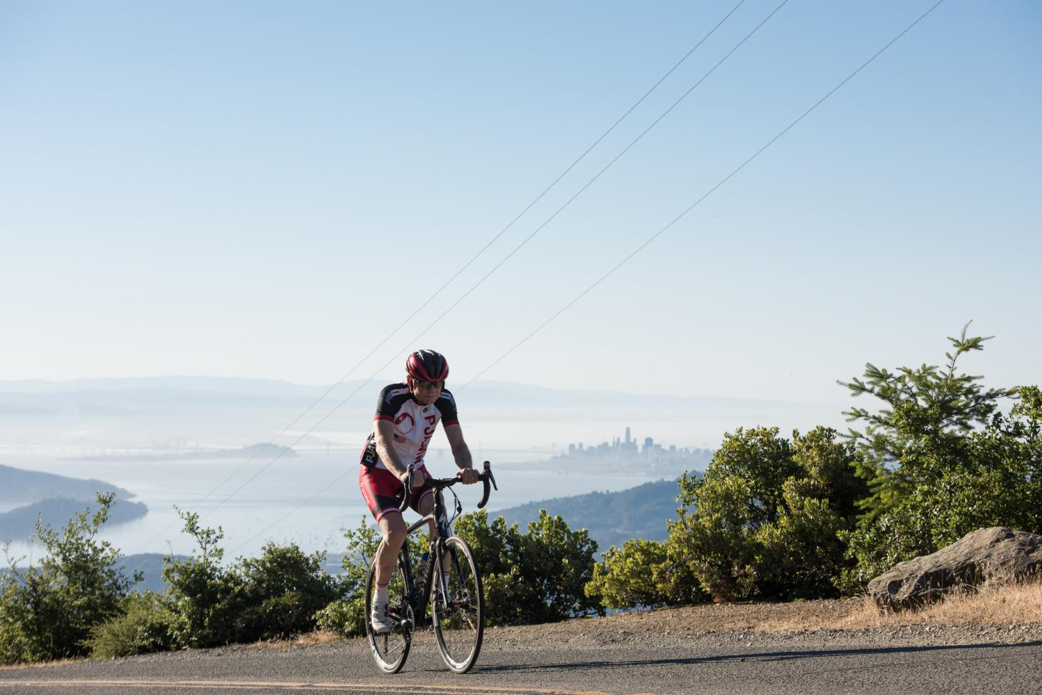 Mt. Tam via Alpine Dam Bike Climb - PJAMM Cycling