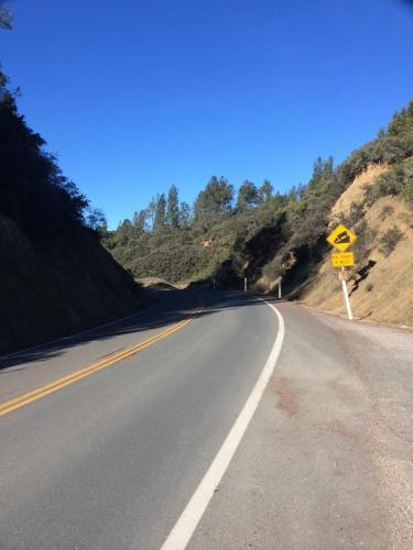 Hopland Grade Bike Climb - PJAMM Cycling