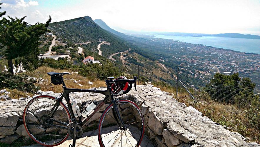 Kastel Stari-Malacka Bike Climb - PJAMM Cycling
