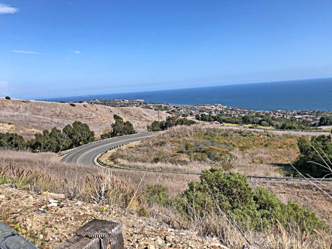 Palos Verdes Dr + Crest Bike Climb - PJAMM Cycling