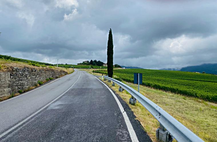Passo della Consuma Bike Climb - PJAMM Cycling