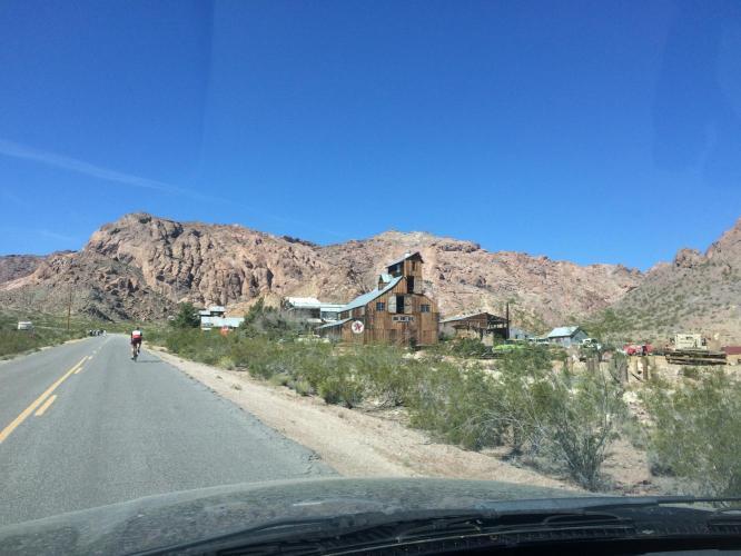 Eldorado Canyon  Bike Climb - PJAMM Cycling
