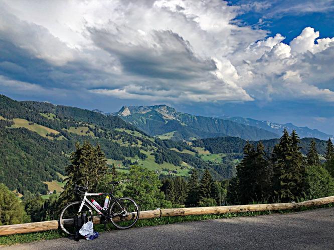 Pléiades Bike Climb - PJAMM Cycling