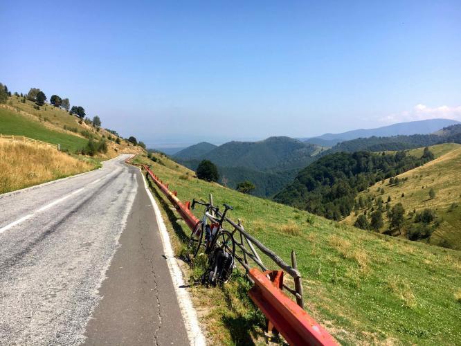 Paltinis Bike Climb - PJAMM Cycling