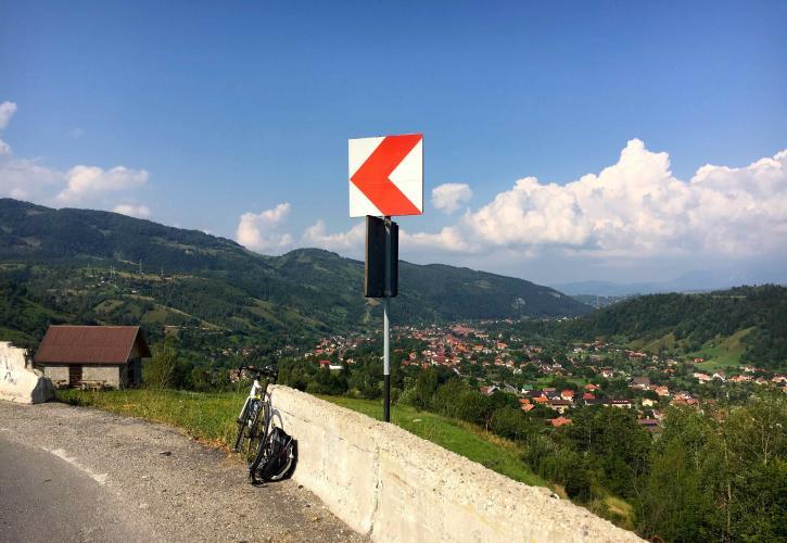 Pasul Bran Bike Climb - PJAMM Cycling