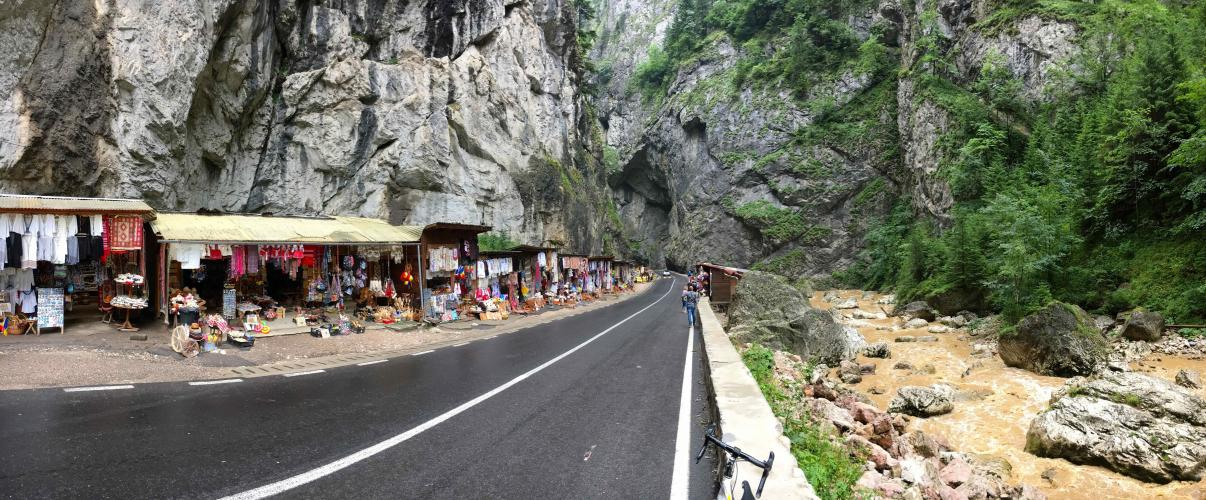 Pasul Bicaz (Gheorgheni) Bike Climb - PJAMM Cycling