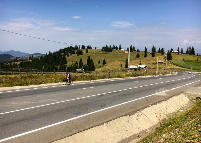 Pasul Tihuta Bike Climb - PJAMM Cycling