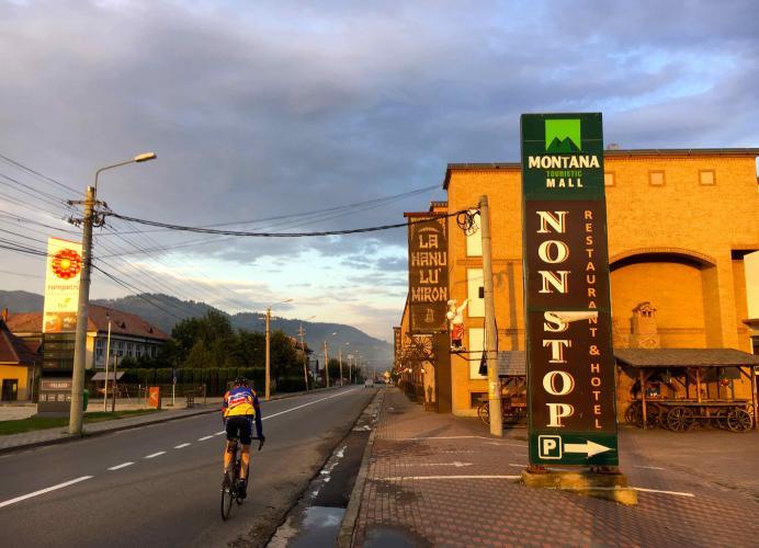Pasul Rarau Bike Climb - PJAMM Cycling