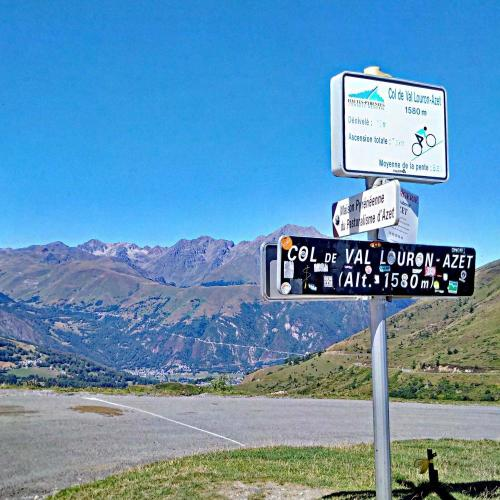 Col d'Azet (Genos) Bike Climb - PJAMM Cycling