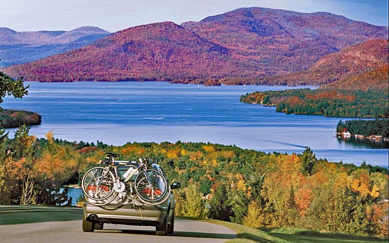 Hurricane Mountain NY (West) Bike Climb - PJAMM Cycling