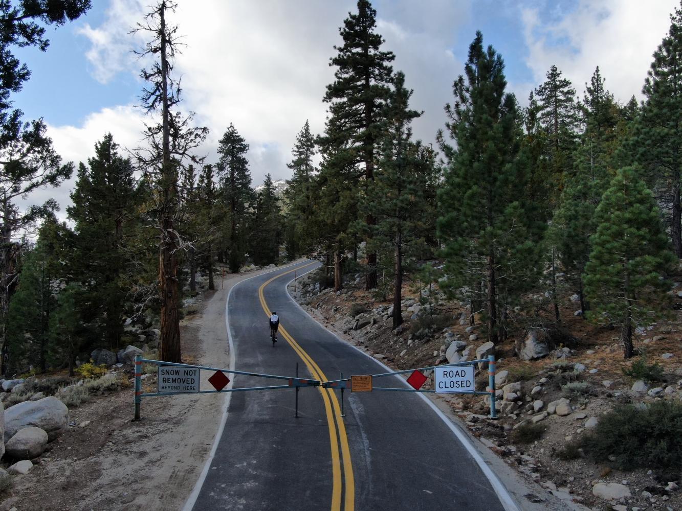 Sonora Pass East Bike Climb - PJAMM Cycling