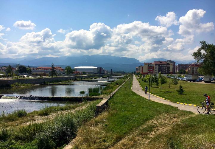 Maliovitsa Bike Climb - PJAMM Cycling