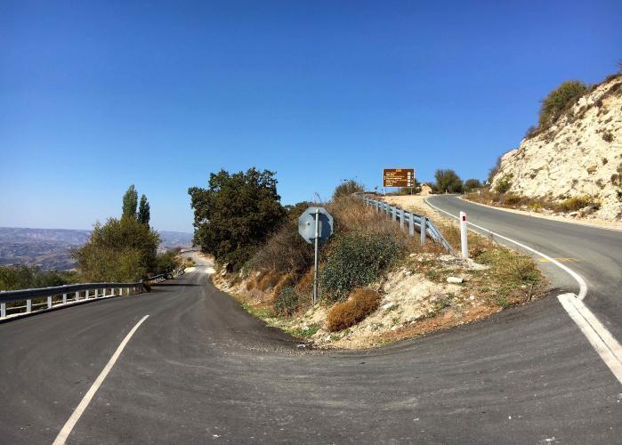 Vouni Bike Climb - PJAMM Cycling