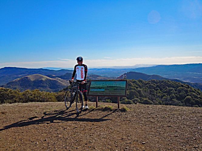 Bald Mountain Bike Climb - PJAMM Cycling