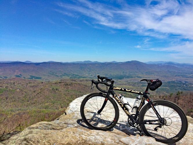 Syuka Mountain Road Bike Climb - PJAMM Cycling