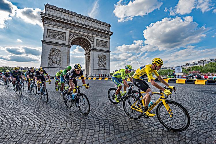 Tour de France 2021: Stage 5 Bike Climb - PJAMM Cycling