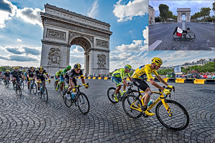 Tour de France 2021: Stage 7 Bike Climb - PJAMM Cycling
