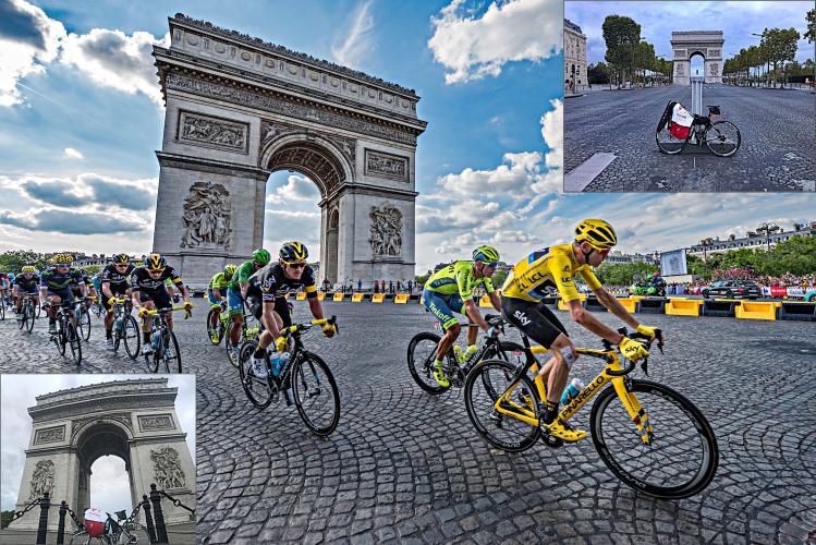 Tour de France 2021: Stage 19 Bike Climb - PJAMM Cycling