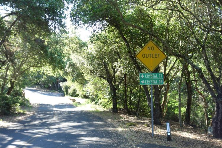Crystal Heights Bike Climb - PJAMM Cycling