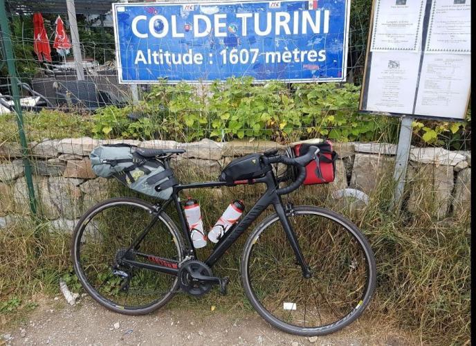 Col de Turini + La Forca Bike Climb - PJAMM Cycling