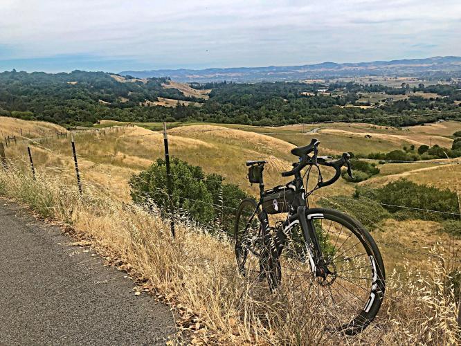 Lichau Road Bike Climb - PJAMM Cycling
