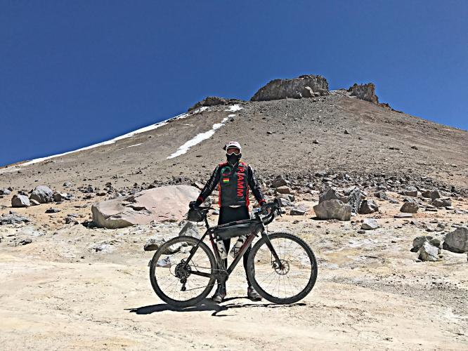 Uturuncu Bike Climb - PJAMM Cycling