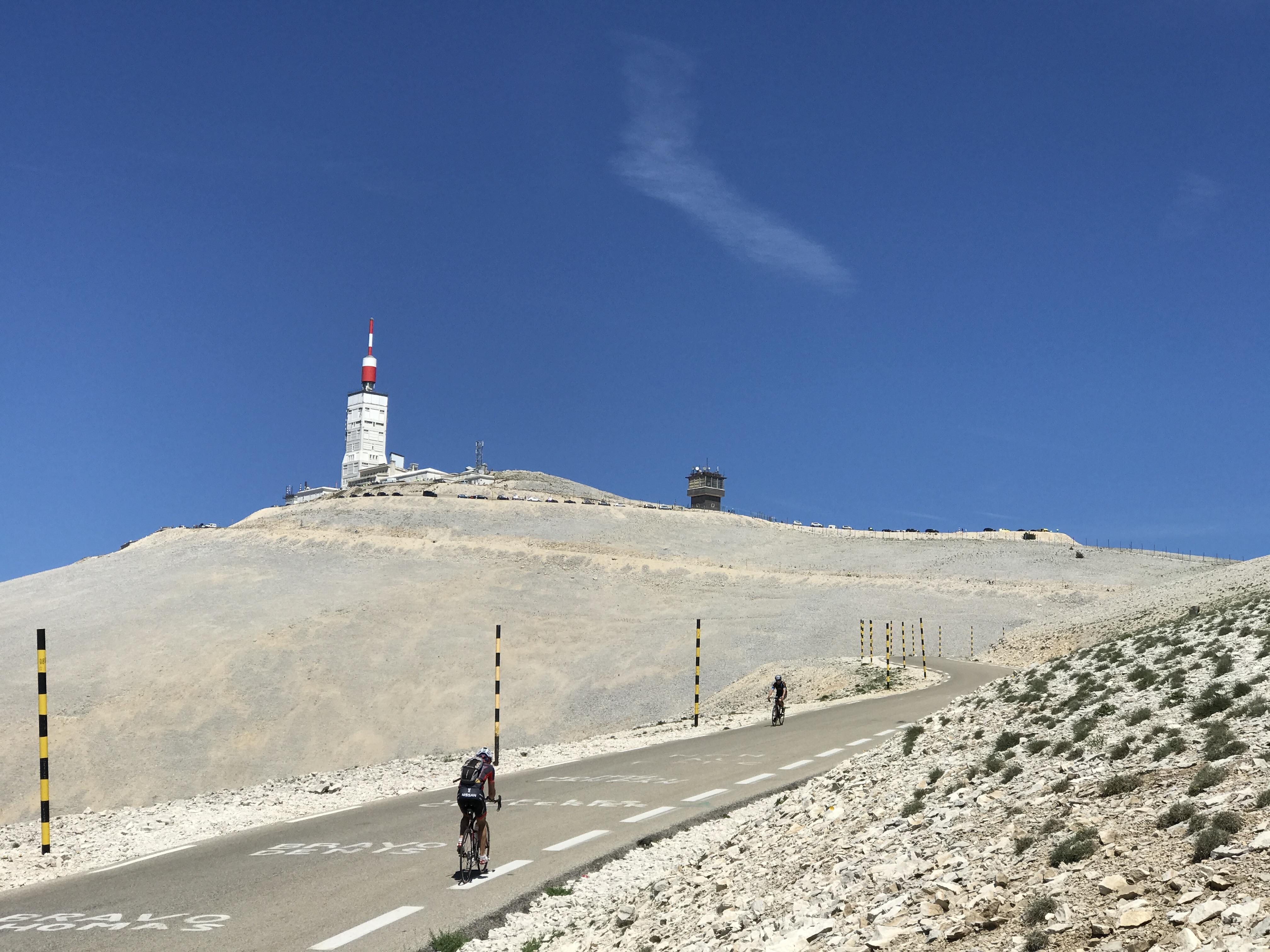 Mont Ventoux - Bedoin, France - PJAMM Cycling - Climb of the Week