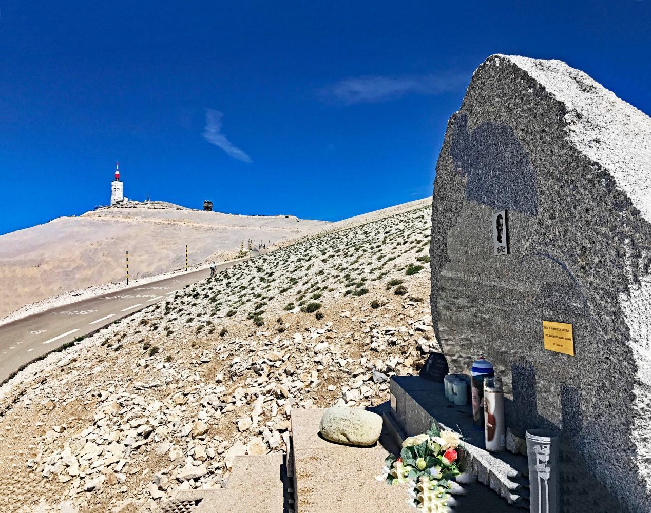 Mont Ventoux - Bedoin Bike Climb - PJAMM Cycling