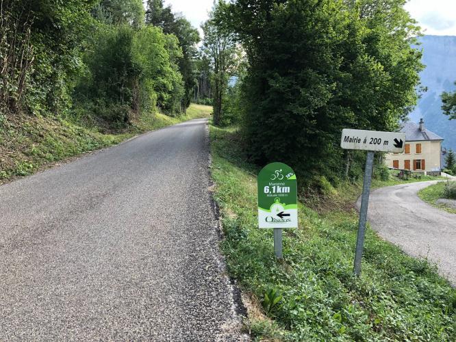 Auris-en-Oisans Bike Climb - PJAMM Cycling