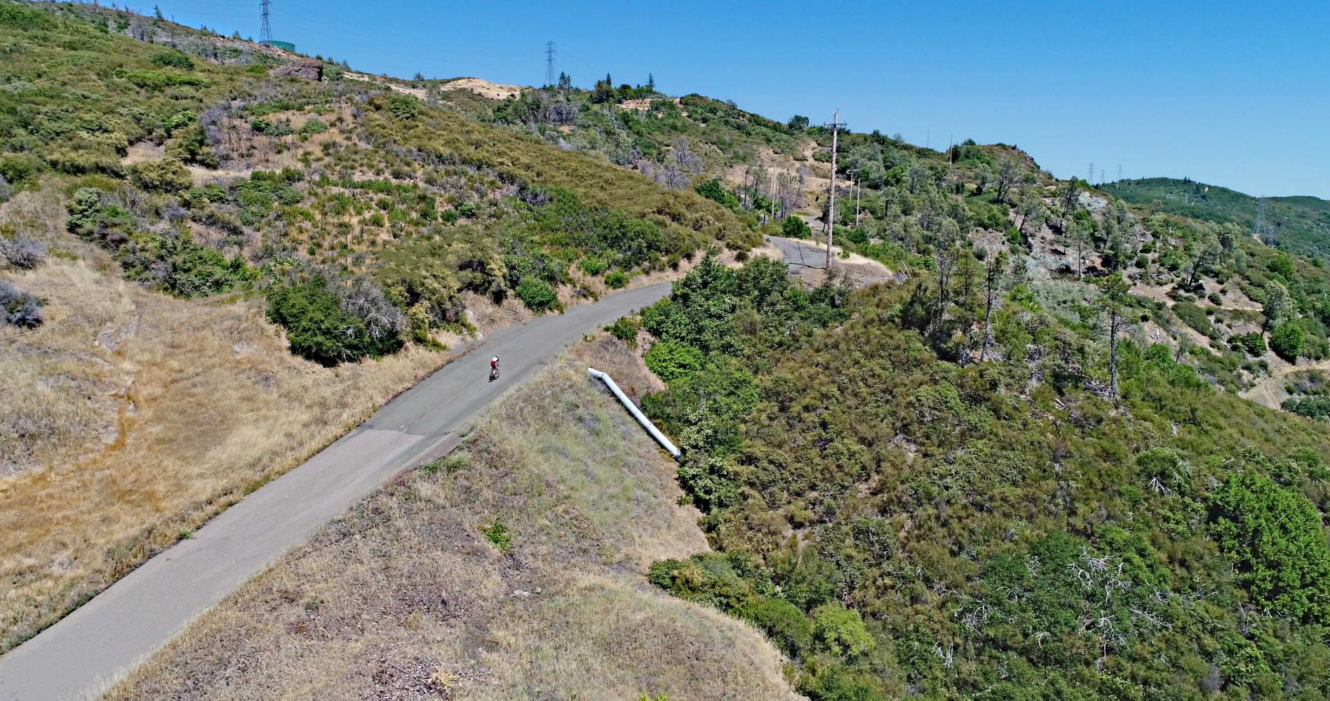 Pine Flat Road Bike Climb - PJAMM Cycling