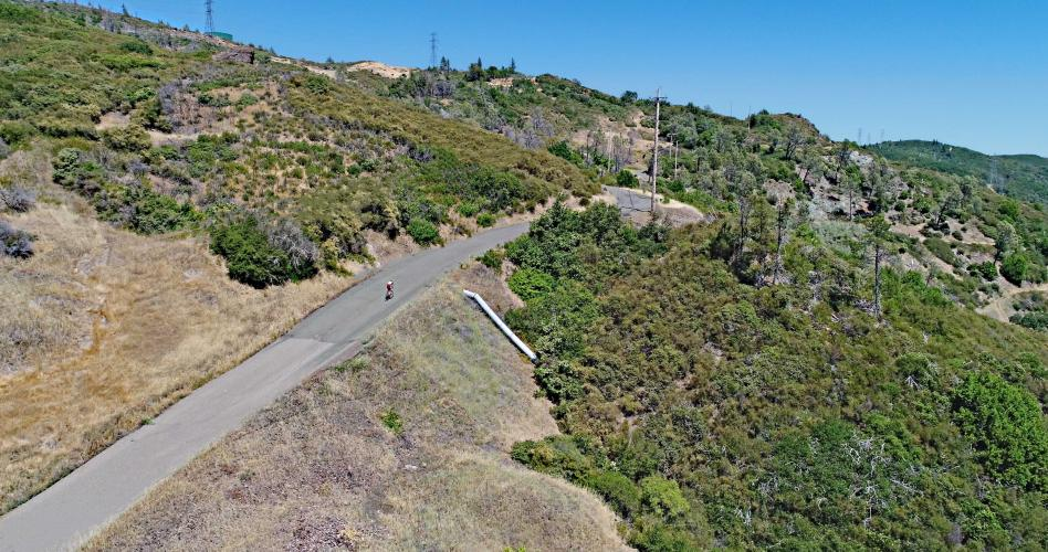 Pine Flat Road Bike Climb - PJAMM Cycling