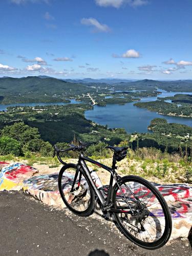 Bell Mountain Bike Climb - PJAMM Cycling