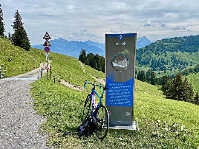 Portes de Soleil Bike Climb - PJAMM Cycling