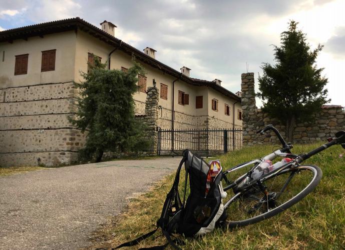 Rozhen Monastery Bike Climb - PJAMM Cycling