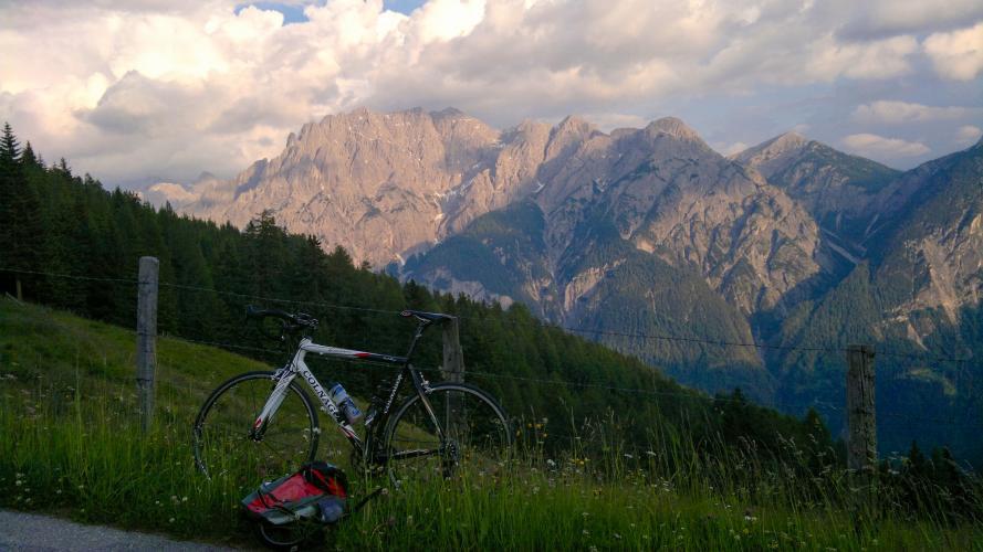 Hochstein Parkplatz Bike Climb - PJAMM Cycling