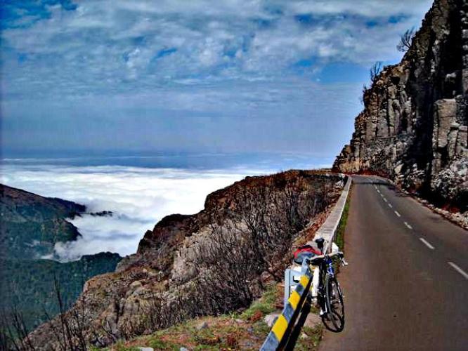 Pico Arieiro Bike Climb - PJAMM Cycling