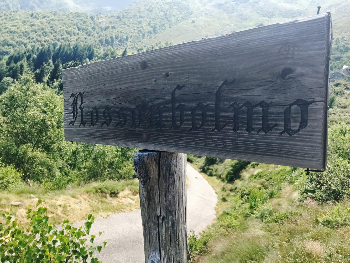 Alpe Rossombolmo Bike Climb - PJAMM Cycling