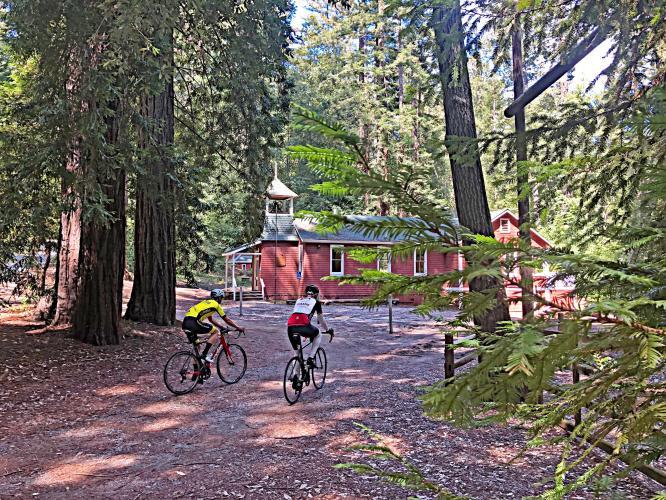 Alba Road Bike Climb - PJAMM Cycling