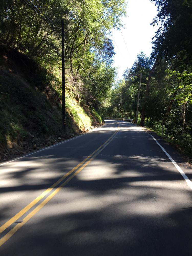 Black Road Bike Climb - PJAMM Cycling