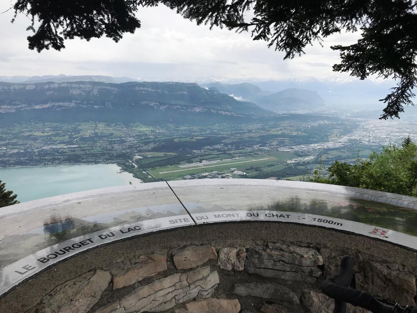 Mont du Chat - Le Bourget-du-Lac  Bike Climb - PJAMM Cycling