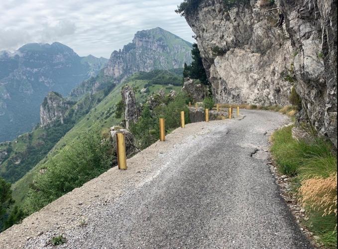 Passo Dosso Alto, da Anfo Bike Climb - PJAMM Cycling