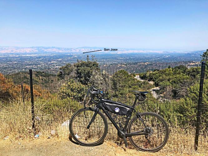 Montebello Road Bike Climb - PJAMM Cycling