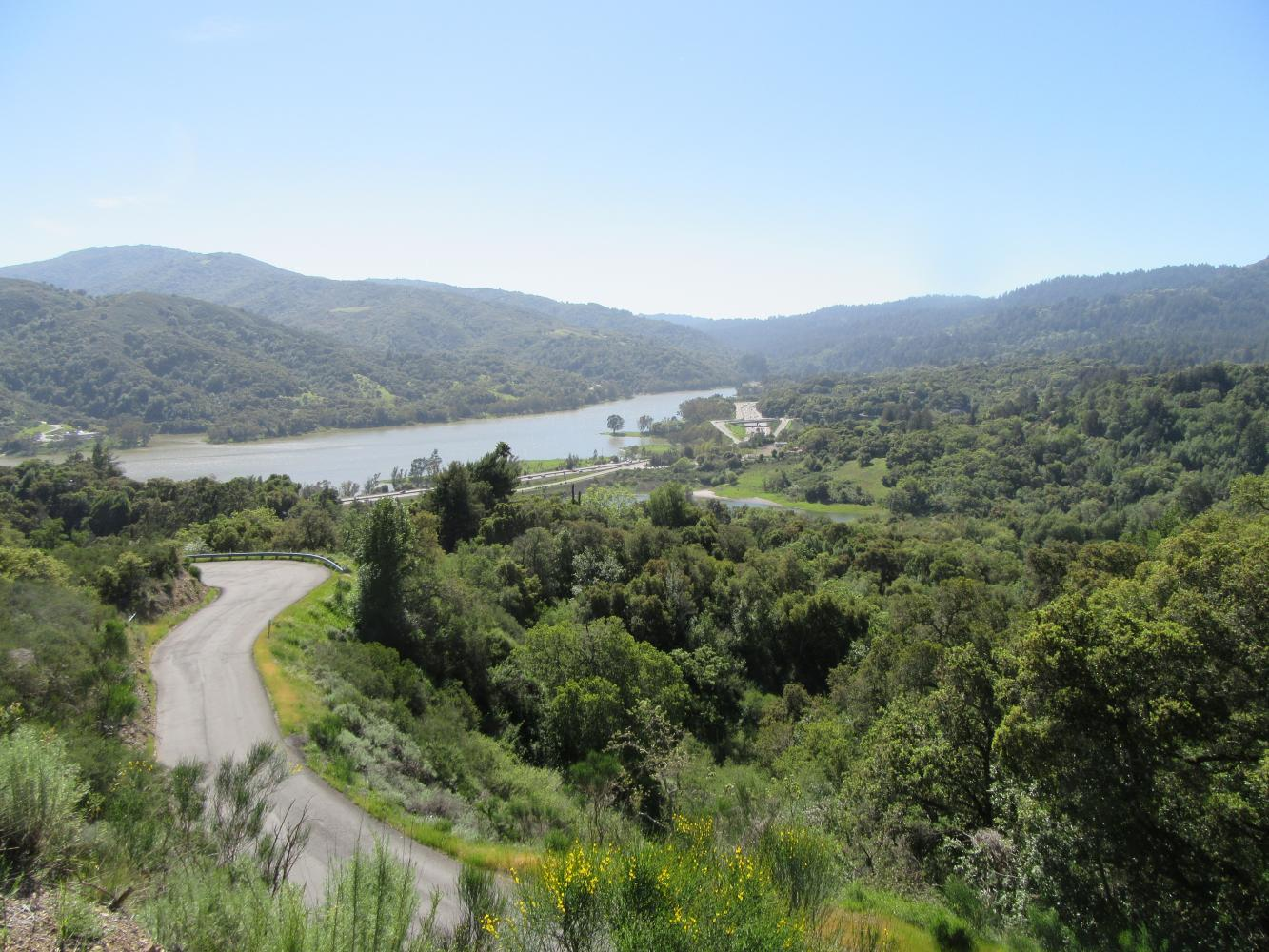 Montevina Road Bike Climb - PJAMM Cycling