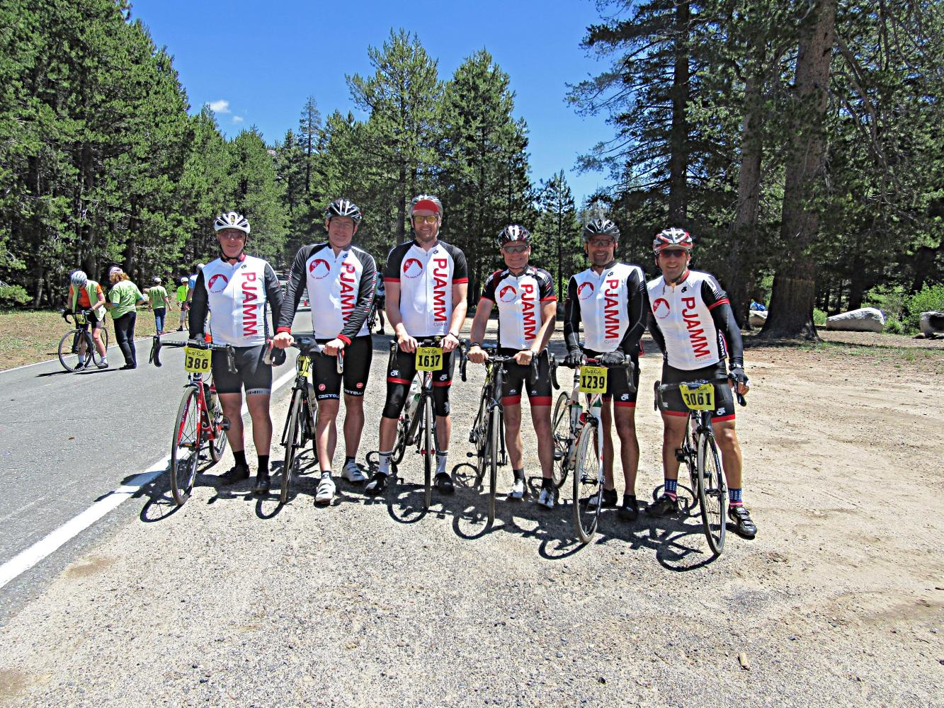 Ebbetts Pass West Bike Climb - PJAMM Cycling