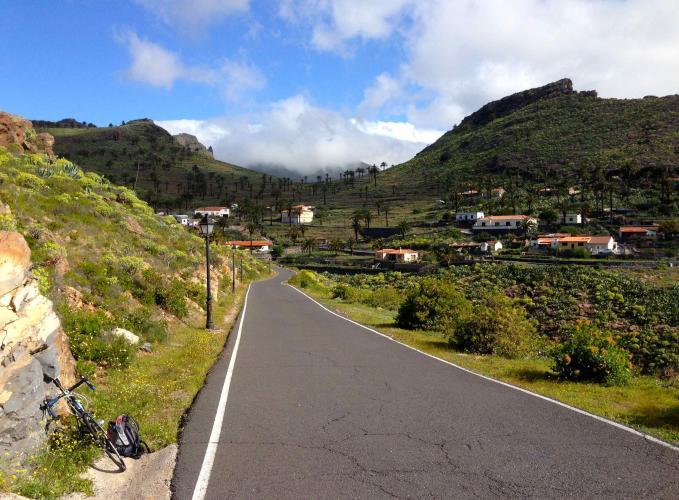 Garajonay Bike Climb - PJAMM Cycling